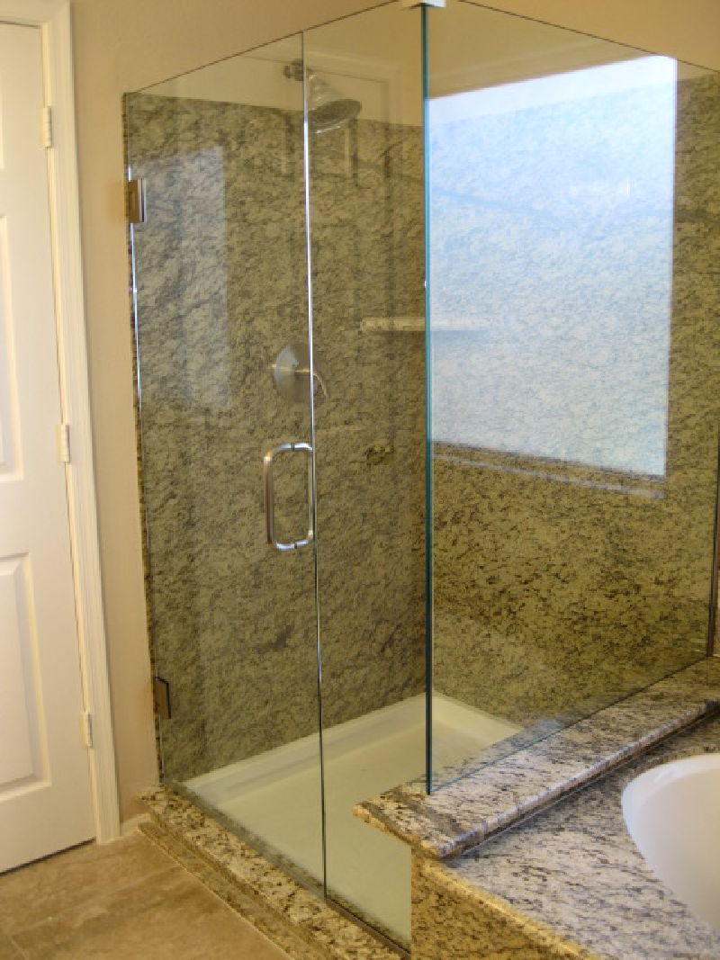 Custom Shower Enclosures Phoenix Area - by Window & Glass Pros