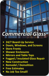 Commercial Glass Repair Phoenix Flyer